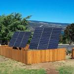 Pole Mount Solar