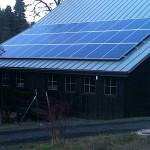 001Roof Mount Solar
