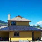 002Roof Mount Solar