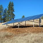 004Ground Mount Solar