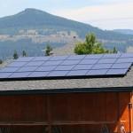 004Roof Mount Solar