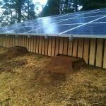 005Ground Mount Solar