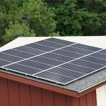 005Roof Mount Solar