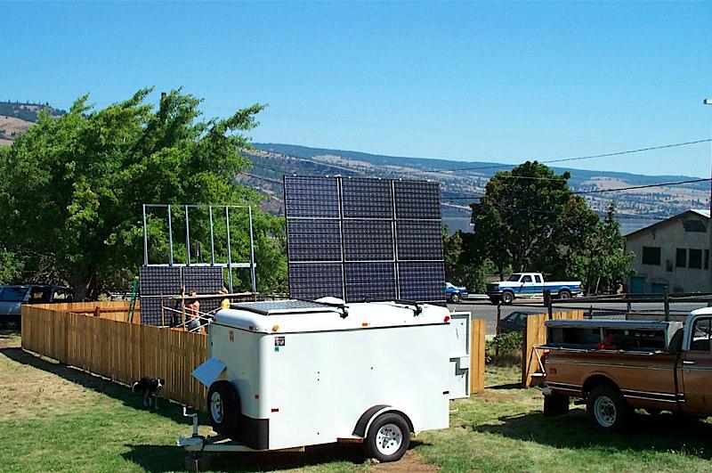 Mosier School Solar Common Energy