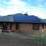 009Roof Mount Solar