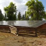 012Ground Mount Solar