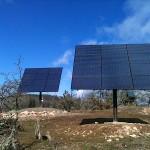 013Pole Mount Solar