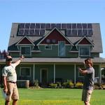 014Roof Mount Solar