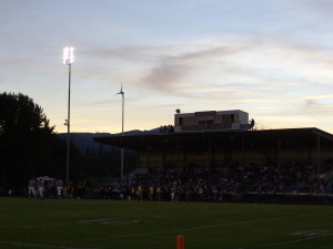 Hood River Valley High School Wind